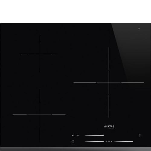 SMEG SI7633B 60厘米 嵌入式三頭電磁爐