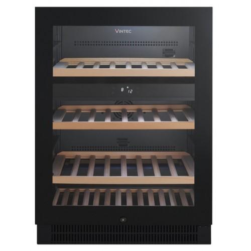 VINTEC VWD050SBA-X雙溫區紅酒櫃(40瓶)