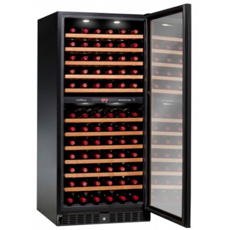 Vinvautz Vz101bdhk 101 Bottles Dual Temperature Zone Wine