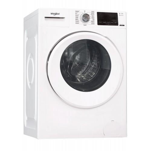 WHIRLPOOL 惠而浦 WRAL85411 8/5公斤1400轉 前置式洗衣乾衣機