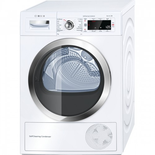 BOSCH 博世 WTW85561BY 9公斤 冷凝式乾衣機