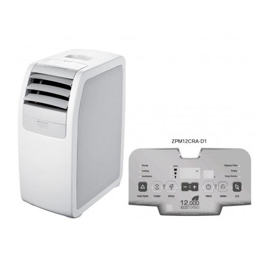 ZANUSSI 金章 ZPM12CRAD1 1.5匹 淨冷移動式空調