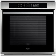 WHIRLPOOL AKZM8610/IX 73L Built-in Electric Oven