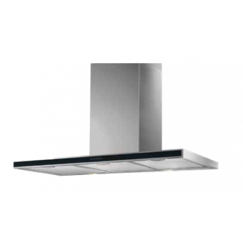 CRISTAL CI968ES 90CM Chimney Type Hood