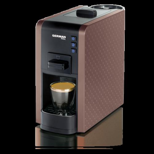 GERMAN POOL 德國寶 CMC-111BN 隨芯咖啡機 (啡色)