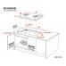 MEGAPOOL M28L 嵌入式煮食爐 (石油氣)