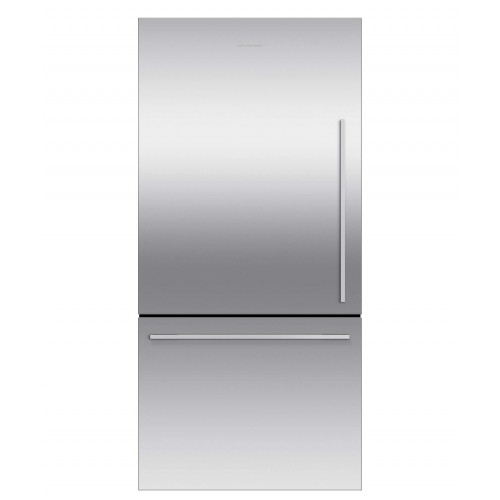 FISHER & PAYKEL RF522WDLX4 445liters two-door Bottom-Freezer Refrigerator
