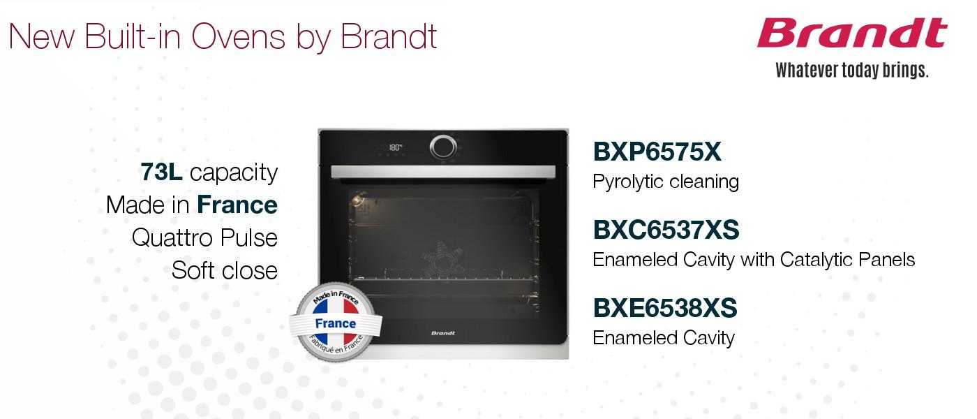 Brandt Oven