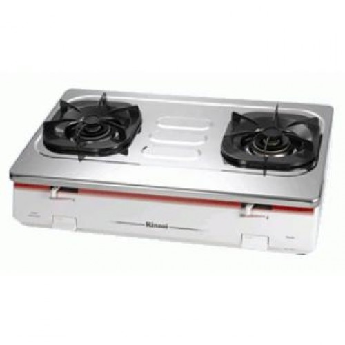 Rinnai RRJH2 70 cm Freestand 2-Burner LP Gas Hob