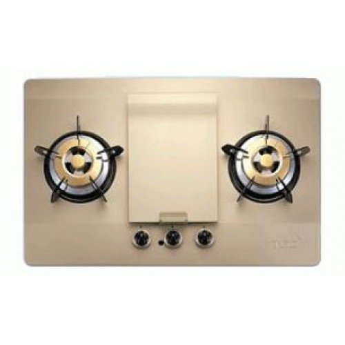 TGC RB3RB 75cm Built-in 2-Burner Town Gas Hob