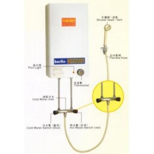 Berlin   NPF1003   38 Litres Storage Water Heater