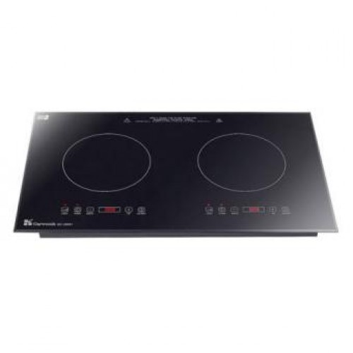 GARWOODS EC-2880F 75cm Built-in 2-Zone Induction Cooker