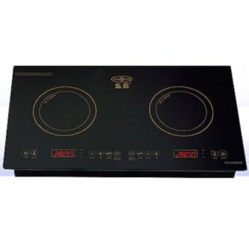 Hibachi HY-2800CD 75cm Built-in 2-Zone Induction Hob