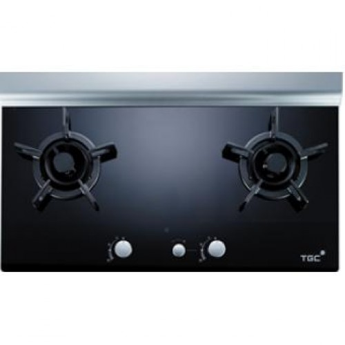 TGC TNJB72UT-C 70cm Built-in 2-Burner Town Gas Hob