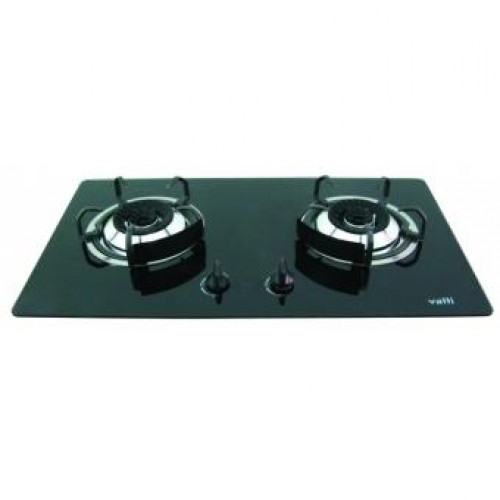 Vatti JZR-0388HK 75cm Built-in 2-Burner Town Gas Hob