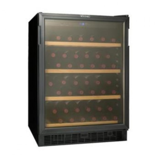 Vintec   V50SGE   Single Temperature Zone Wine Cooler (48 Bottles)