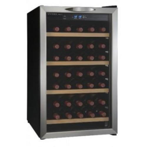 Vintec   V30SGE/S   Single Temperature Zone Wine Cooler (32 Bottles)