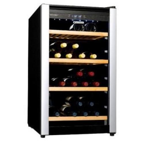 Vintec   ALV30SGE   Single Temperature Zone Wine Cooler (32 Bottles)