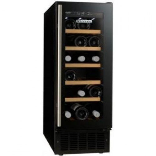 Vintec   V20SGE   Single Temperature Zone Wine Cooler (18 Bottles)