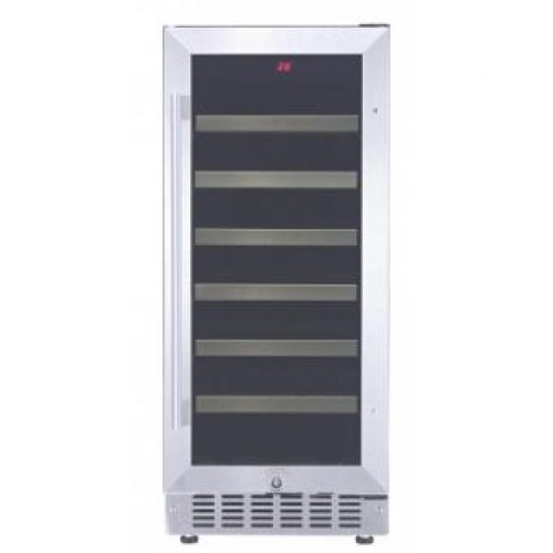 White-Westinghouse   WC33IX   115 Litres Single Temperature Zone Wine Cooler (33 Bottles)