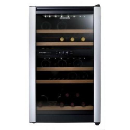 Vintec   ALV30SG2E   Double Temperature Zone Wine Cooler (32 Bottles)