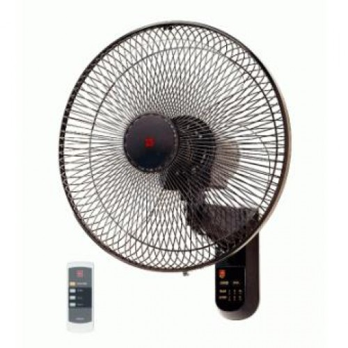 KDK   M40MH   16'' / Remote Control / 6-Hour Timer / Wall Fan