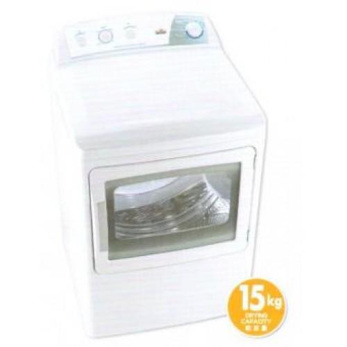 WHITE-WESTINGHOUSE 威士汀 MKRN15GWAWB 前置式乾衣機