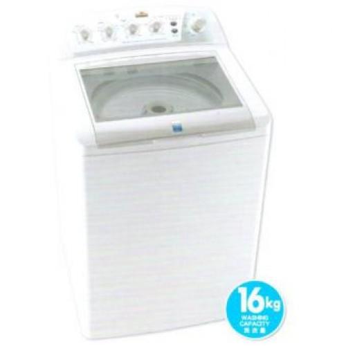 White-Westinghouse 威士汀 MLTU16GGAWB  上置式洗衣機