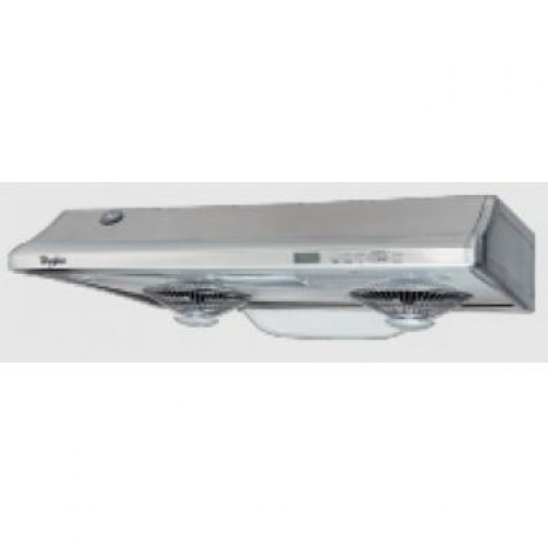 WHIRLPOOL HC628S 2-in-1 Auto Clean and Easy Dismantle Cookerhood