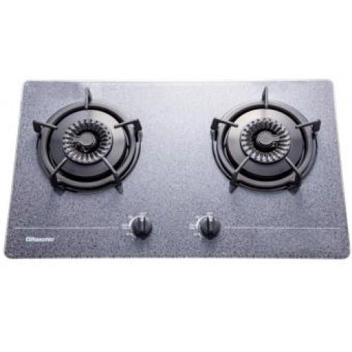 Rasonic 樂信 RG-223GM TG 雙頭嵌入式煤氣煮食爐