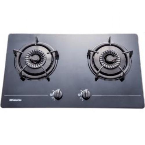 Rasonic 樂信 RG-223GB LPG 雙頭嵌入式煤氣煮食爐