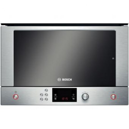 BOSCH HMT85DL53B Built-In Steamer