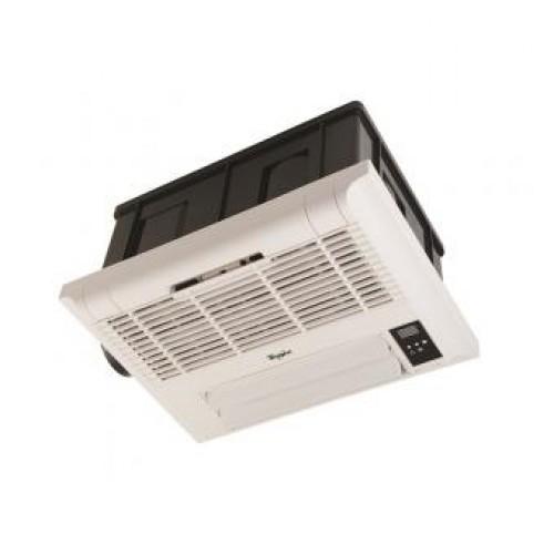 Whirlpool  HB124 Bathroom Thermo Ventilator, 6th Sense, 2450W