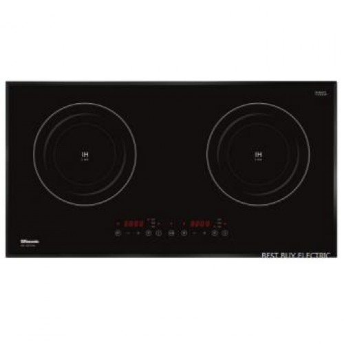 Rasonic RIC-S211DN 2800W Built-in 2-Zones Induction Cooker