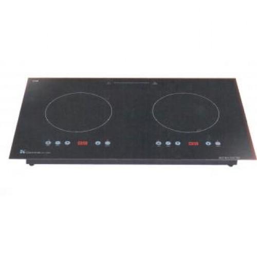 Garwoods EC-2898 2800W Built-in 2-Zones Induction Cooker