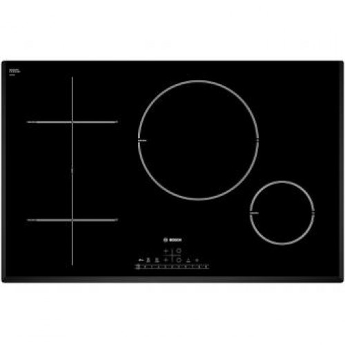Bosch PIT851F17E 80cm Built-in 4-zone Induction Hob