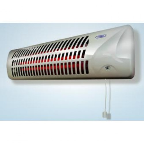 German Pool YW-18BS Bathroom Heater (Wall-Mount)