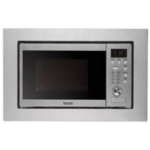 Baumatic BMM204SS Built in Mircowave Oven