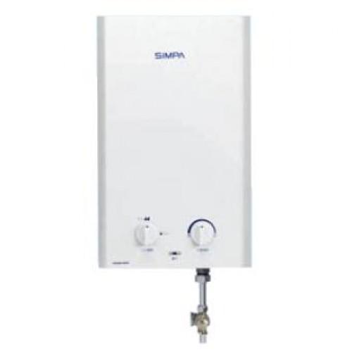 SIMPA SSSW10FE GasWater Heaters