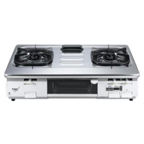 TGC RJ3RT 煮飯寶座檯式雙頭煮食爐