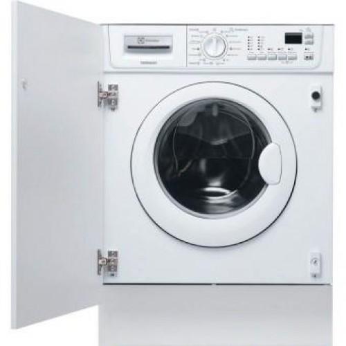 Electrolux EWX147410W 嵌入式洗衣乾衣機