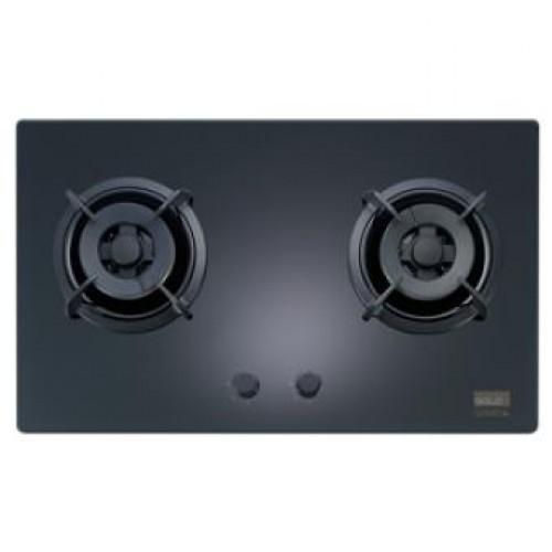 簡栢 SHZB62S-G 嵌入式雙頭平面爐