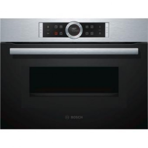 Bosch CMG633BS1B  Built-in Microwave Oven