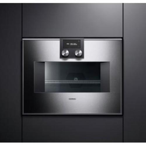 GAGGENAU BM454/BM455 Built-in Combi-Microwave Oven