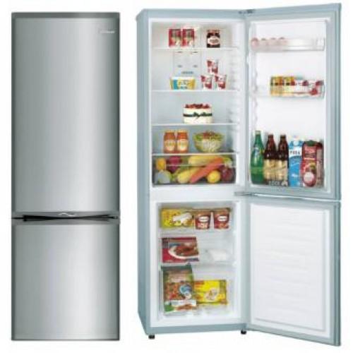 WHIRLPOOL 惠而浦 WB251RIX 224公升 下置式冰格 (右門鉸) 雙門雪櫃