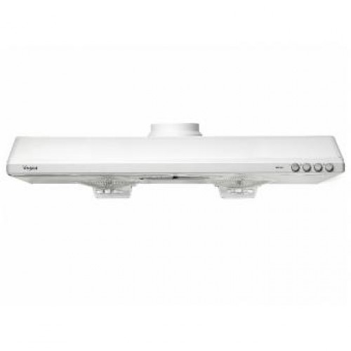 WHIRLPOOL HE36W 36INCH EASY DISMANTLE COOKERHOOD(WHITE)