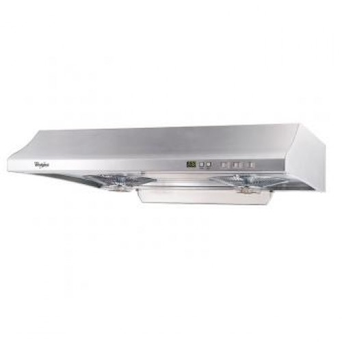 WHIRLPOOL HE568S 28INCH EASY DISMANTLE COOKERHOOD