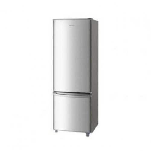 Panasonic   NR-BT266S   263 litres Bottom-Freezer Refrigerator (Shining Silver)