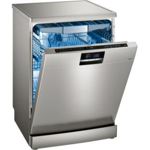 SIEMENS 西門子 SN278I03TE 座地式洗碗碟機(鈦銀色)