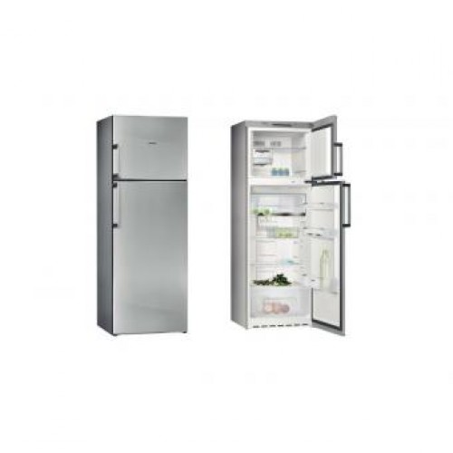 SIEMENS KD30NVI20K 274L STAINELESS STEEL ANTI-FINGERPRINT DOOR TOP-FREEZER REFRIGERATOR